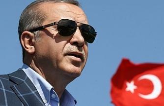 Cumhurbaşkanı Erdoğan: Türkiye artık oyun bozuyor