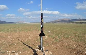 Elazığ'da 'roketimsi insansız hava aracı' üretildi