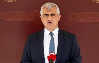 HDP'li Ömer Faruk Gergerlioğlu Ankara'da gözaltına alındı