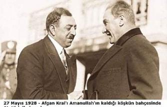 Afganistan'ı laikleştirmeye çalışan kral ve Atatürk'ün bağlantısı