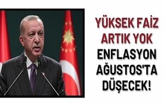 Cumhurbaşkanı Erdoğan'dan ekonomiye ilişkin açıklamalar