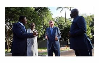 Cumhurbaşkanı Erdoğan'ın Afrika ziyareti Rus basınında yankı uyandırdı