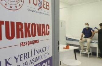 Turkovac'ın Faz-3 çalışması başladı!