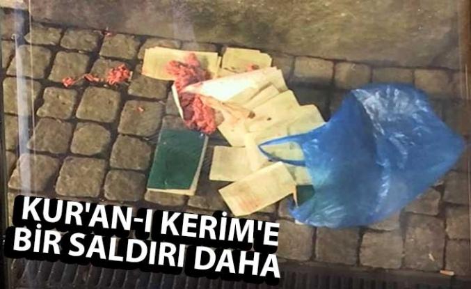 Kur'an-ı Kerim'e bir saldırı daha