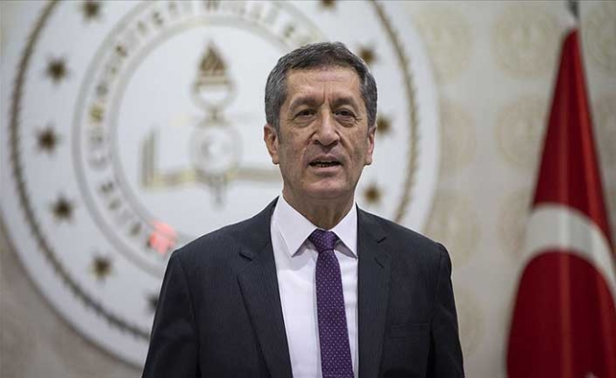 Milli Eğitim Bakanı Selçuk: Uzaktan eğitimde Türkiye'yi bütün ülkelerden daha iyi bir duruma getirmeyi başardık