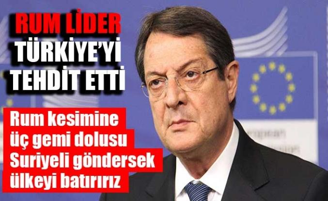 Nikos Anastasiadis'den Türkiye açıklaması