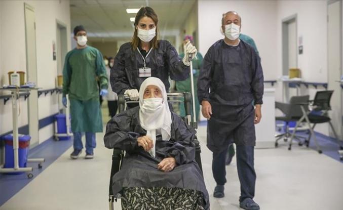 Türkiye'de Kovid-19'dan iyileşenlerin sayısı 249 bin 108'e yükseldi