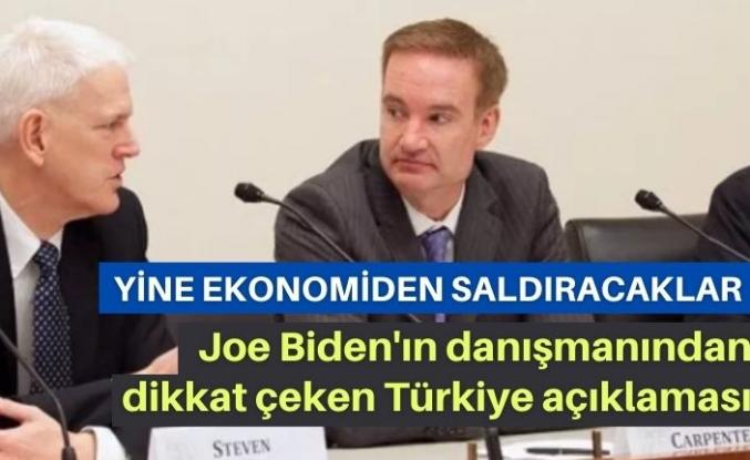 Joe Biden'ın Türkiye'yi çökertme planı!