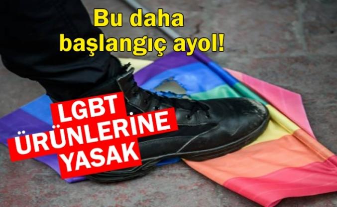 Ticaret Bakanlığı: LGBT  temalı ürünlerin +18 uyarısı konulmadan satışı yasaya aykırı