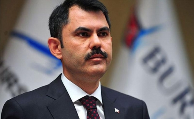 Bakan Kurum'dan Kanal İstanbul açıklaması: Bu bir özgürlük projesidir