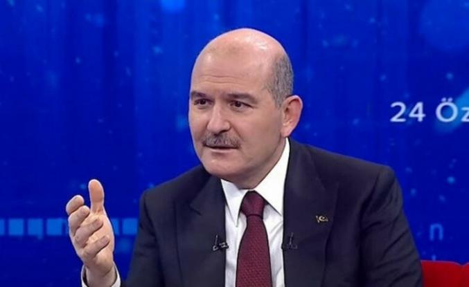 """İçişleri Bakanı Soylu'dan """"Kısıtlama uzatılacak mı?"""" sorusuna yanıt: Böyle bir değerlendirmemiz yok"""