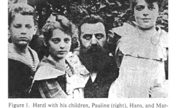 Theodor Herzl kimdir?'Yahudi devleti' fikrini ortaya atan Theodor Herzl'ın ailesi nasıl yok oldu?