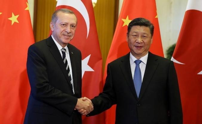 Cumhurbaşkanı Erdoğan ile Çin Devlet Başkanı arasında Uygur Türkleri görüşmesi!