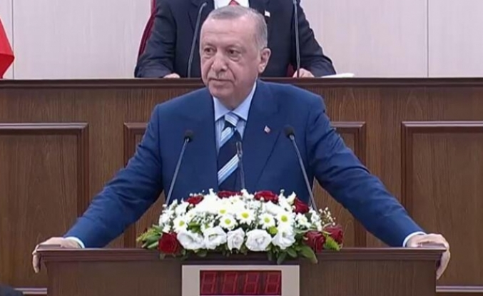 KKTC'de tarihi gün: Cumhurbaşkanı Erdoğan 'dan toplu açılış töreninde önemli açıklamalar
