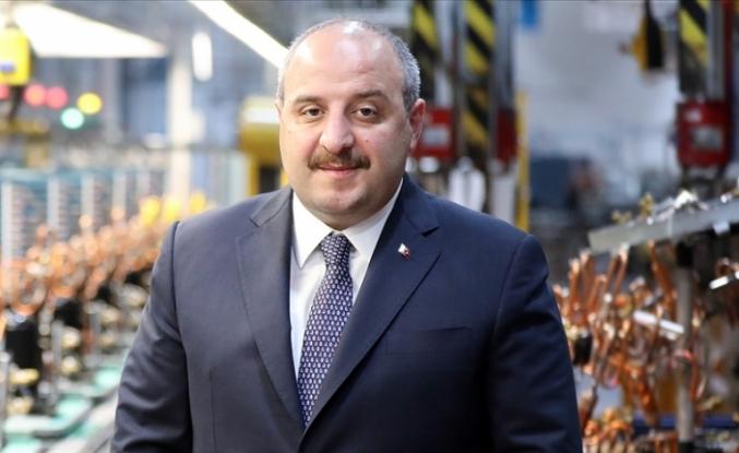 Bakan Varank: Türkiye'nin ilk yerli ve mili olarak tasarlanmış işlemcisini (Çakıl) elimizde tutuyoruz