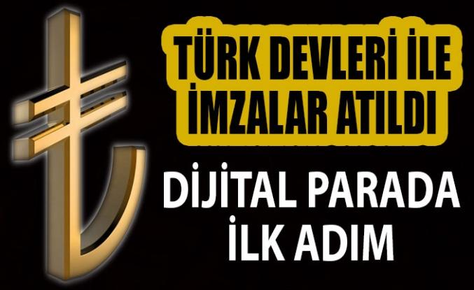 İmzalar atıldı! Dijital Türk Lirası İşbirliği Platformu kuruldu