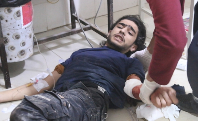 Esed rejiminden İdlib'de katliam gibi saldırı: 10 ölü 35 yaralı!